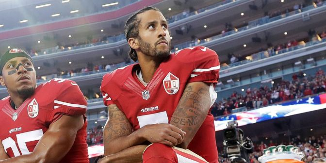 Is Colin Kaepernick a modern day Hero?