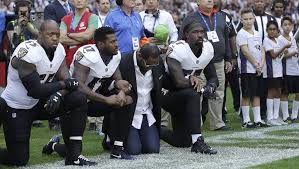 So What You Took A Knee